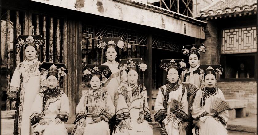 Manchu Palace Ladies