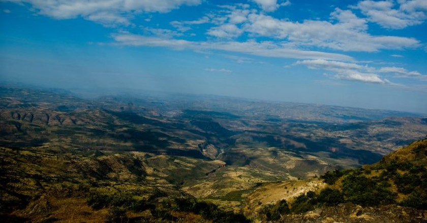Ethiopia's beautiful landscape