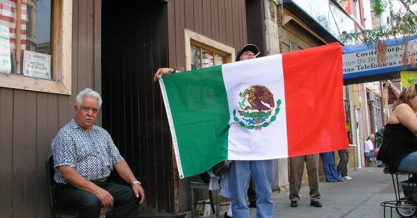 Mexican Independence Day is a big deal