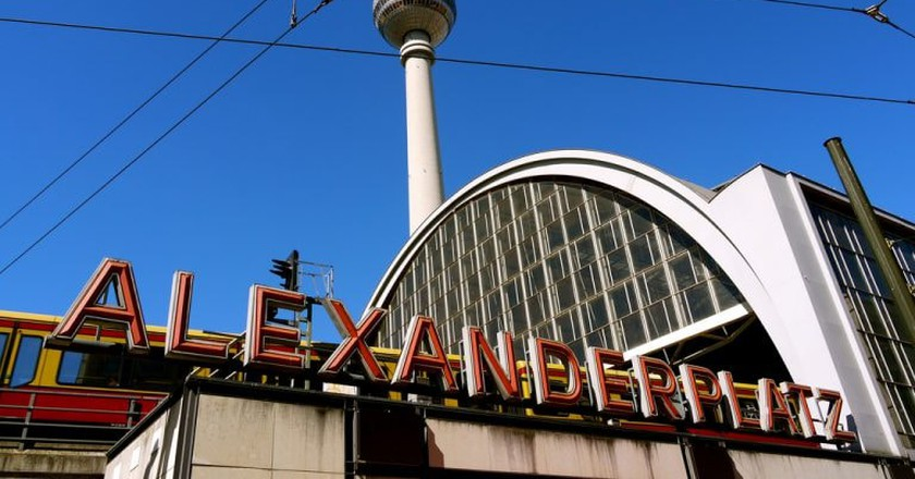 Alexanderplatz is an exciting epicentre in Berlin | © Infinite Ache/Flickr