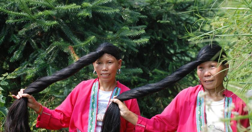 Yao Women of Longsheng