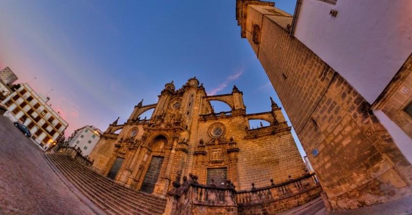 Jerez cathedral; n4i/flickr