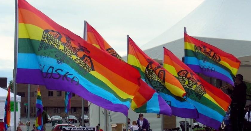 Anchorage Pride Fest 2012