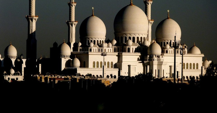 Explore the delights of Abu Dhabi