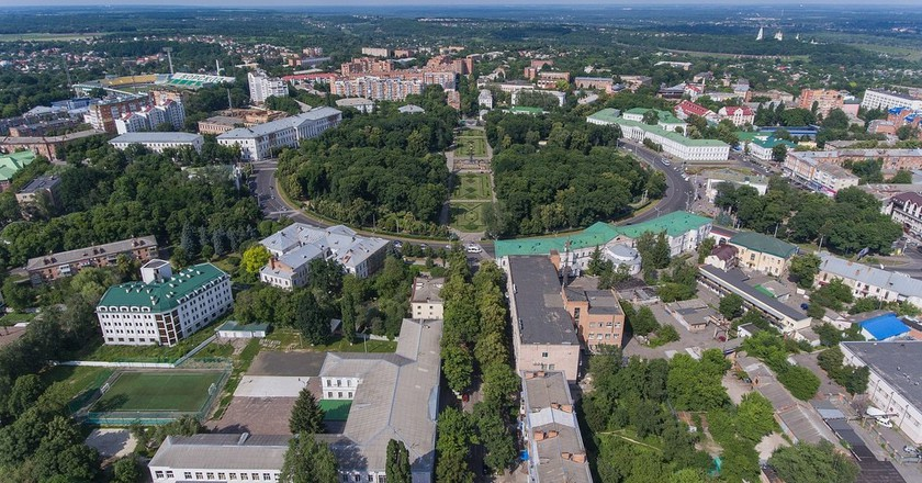 The Top 10 Things to Do and See in Poltava, Ukraine