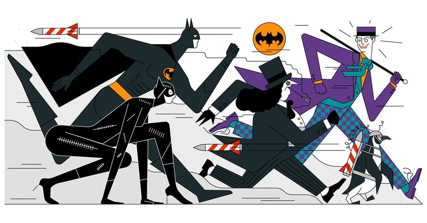 The History of Batman Movies Part 4: Which Batman Comics Most Influenced the Films?