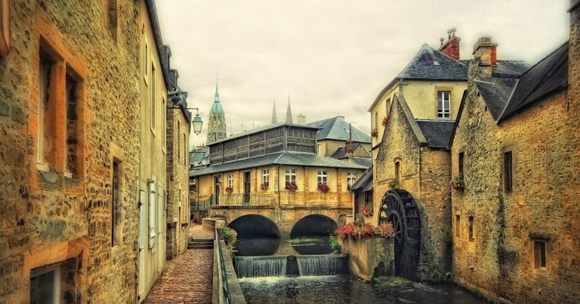 Historic centre of Bayeux