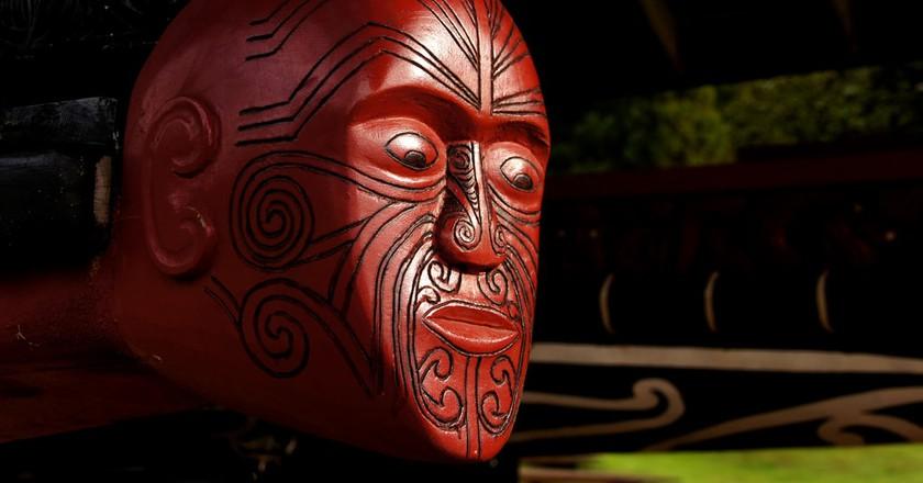 Canoe Figurehead