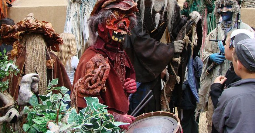 Relive the Middle Ages in France at Festival Medieval de Sedan