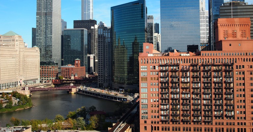 The River North area of Chicago has a lot to offer