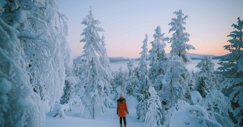 Finland has four seasons, all equally beautiful.