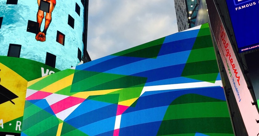 Times Square Will Transform Into a Design Spectacle for 9 Days in May