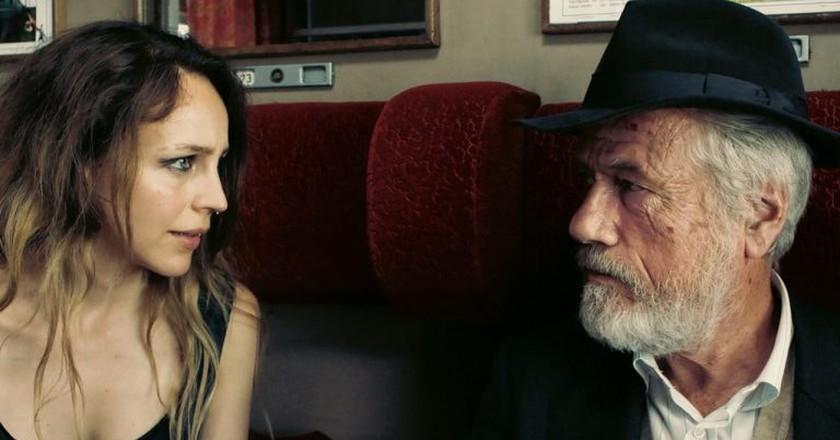 "Petra Schmidt-Schaller and Jürgen Prochnow in ""The Final Journey"""