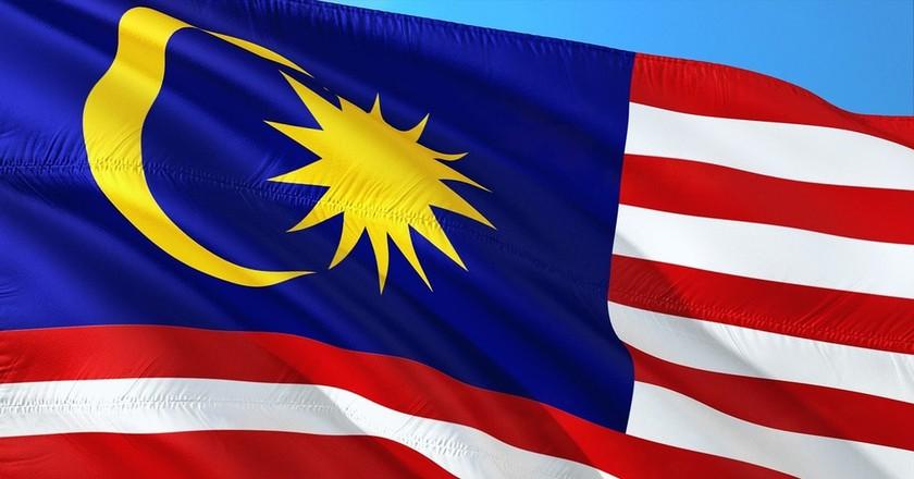 Malaysian flag