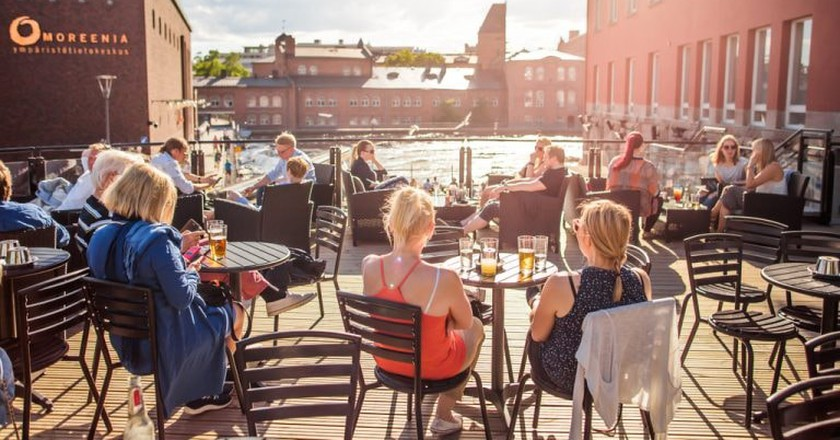 Tampere is a thriving foodie city in Finland.