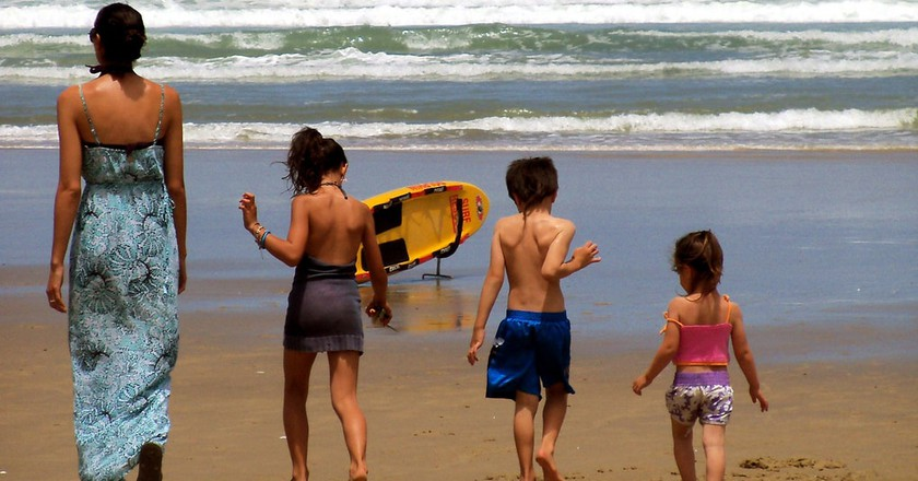 A family holiday in Argentina