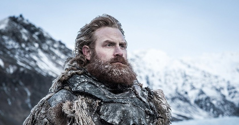 Kristofer Hivju in Game of Thrones