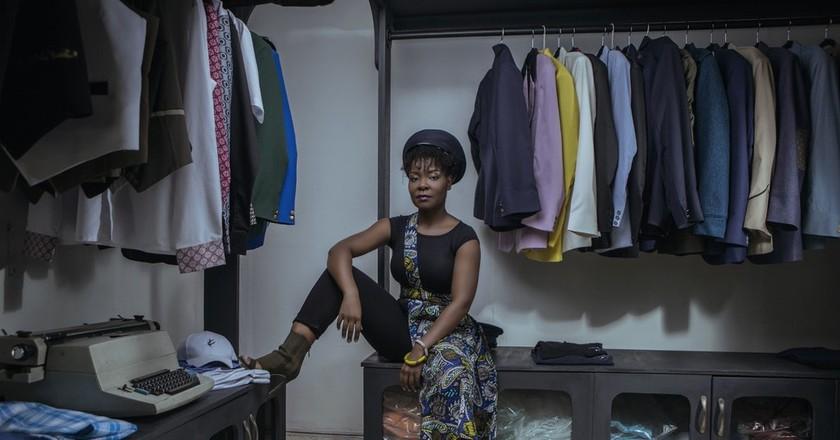Ngosa Chungu is an award-winning, female filmmaker in Zambia