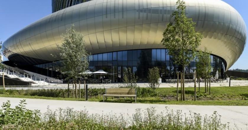 La Cité du Vin   © Anaka / La Cité du Vin / XTU architects