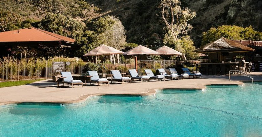 The Ranch at Laguna Beach has implemented numerous sustainable practices