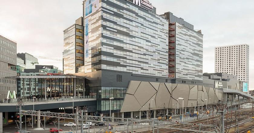 The stunning Mall of Scandinavia | © Arlid Vagen / WikiCommons