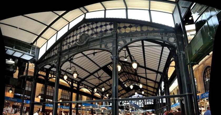 Mercado de Abastos, Jerez's central market