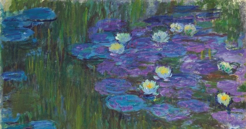 Claude Monet, 'Nymphéas en fleur,' circa 1914–1917. Estimate in the region of $50 million