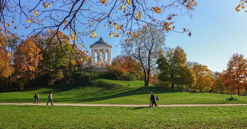 English Garden, Munich | © designerpoint / Pixabay