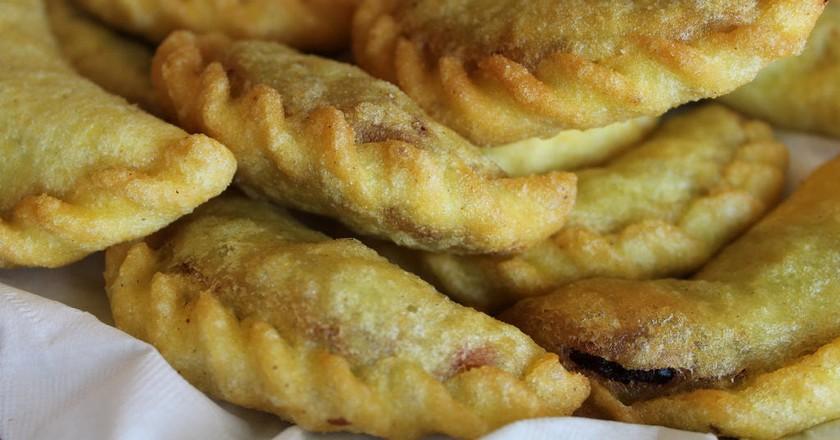 The empanada, the ultimate cheap eat