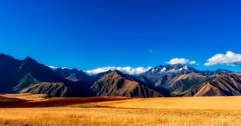 Peru is a country of unimaginable beauty