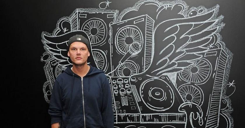 Avicii passed away in Oman