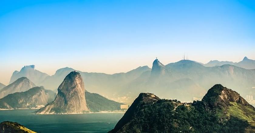 Guanabara Bay Rio de Janeiro   © nuno_lopes / Pixabay