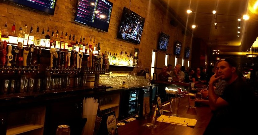 The Ruby Owl Tap Room