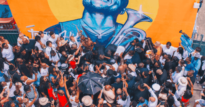 New Orleans has always had a soft spot for artists. | © Brandan Odums