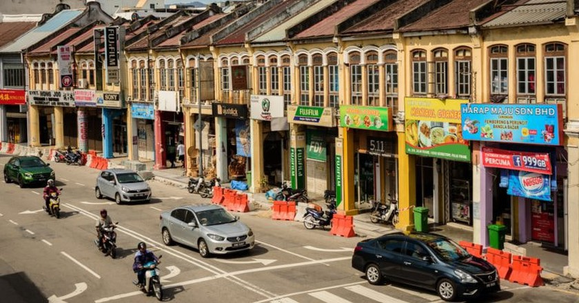 Jalan Perak Street, George Town, Malaysia | © Anton Mezinov/Shutterstock