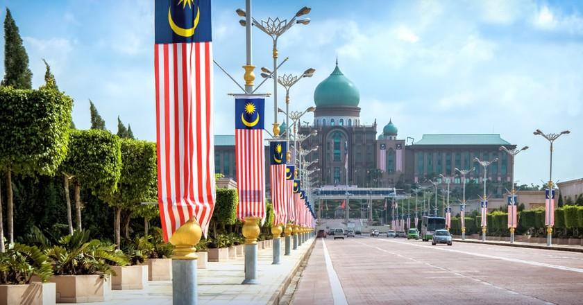 Prime Minister's office, Putrajaya, Malaysia | © Rangzen / Shutterstock