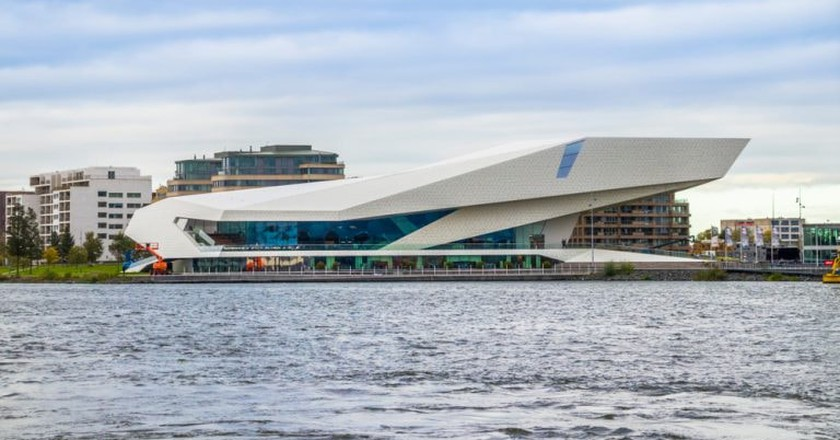 EYE Film Institute, Amsterdam, Netherlands