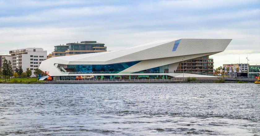 EYE Film Institute, Amsterdam, Netherlands