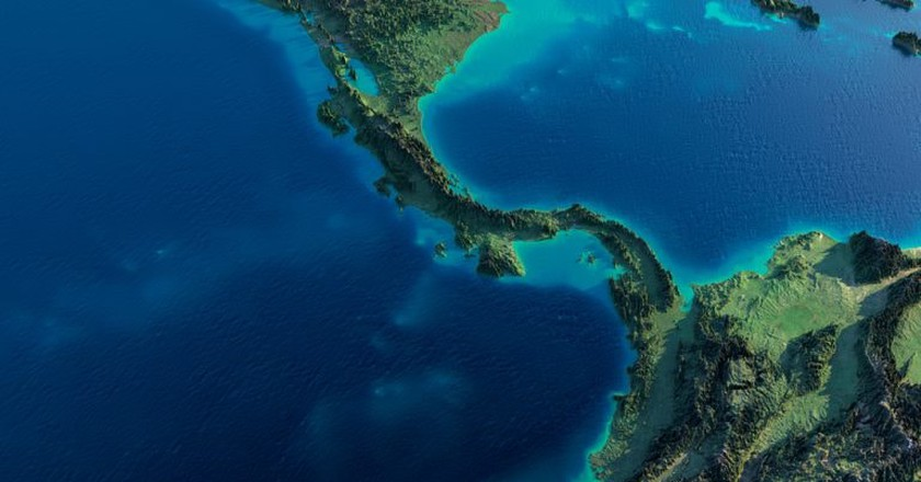 Find yourself in Central America