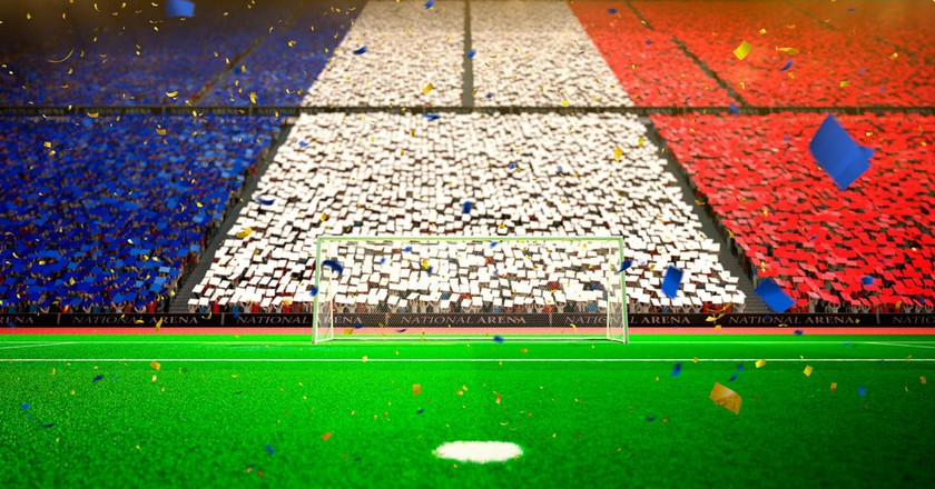 France has some iconic sports venues