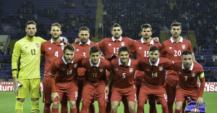 Serbia will embark on their first World Cup for eight years