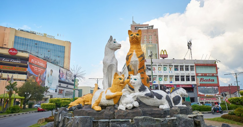 Why Kuching Malaysia Is Called The City Of Cats