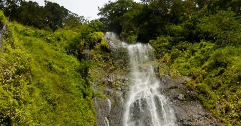Waterfall San Ramon-Ometepe island-Nicaragua