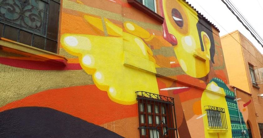 Mexico City street art│© Lydia Carey / Culture Trip