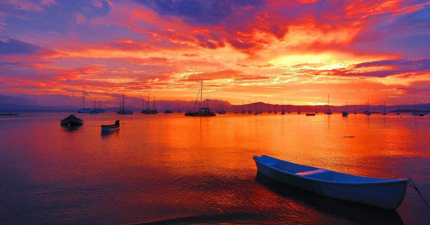 Florianopolis Magic   © jdbenthien / Pixabay