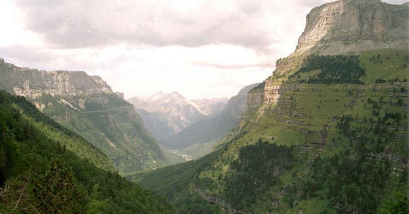 National Park Ordesa y Monte Perdido, Spain