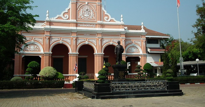 European-esque architecture in Singburi   © Teerayut_Srisopa / Wikimedia Commons