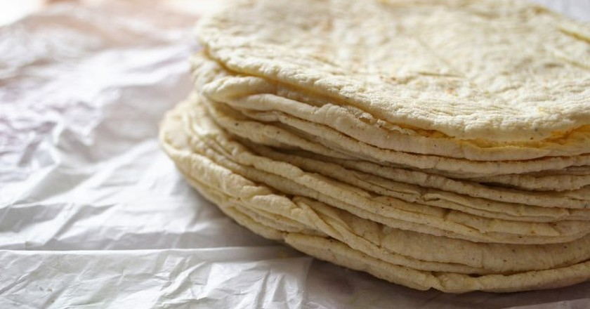 Flour Tortillas │© David Bote Estrada / flickr