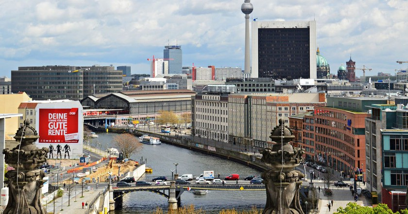 Berlin is a vibrant and exciting city