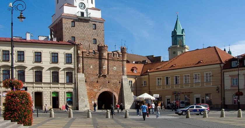Where to Stay in Lublin